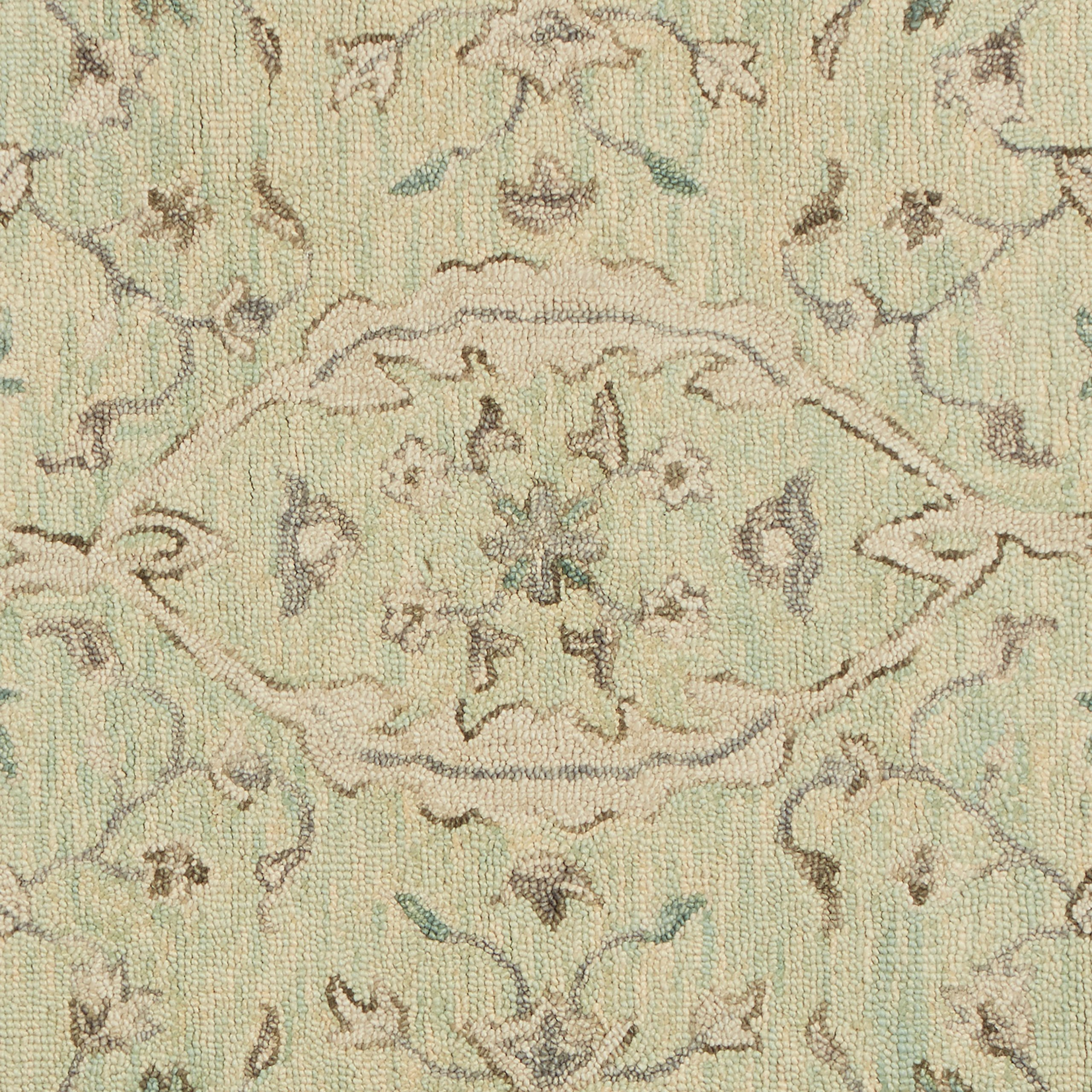 Stone & Beam Serene Transitional Wool Area Rug, 8' x 10', Multi by Stone & Beam (Image #2)