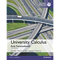 University Calculus, Early Transcendentals, Global Edition