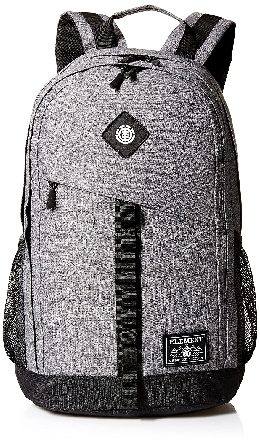 Element Hombres Cypress Backpack With Laptop Sleeve Mochilas - Gris -: Amazon.es: Ropa y accesorios