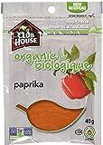 Club House Organic Paprika 40g