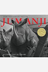 Jumanji: 30th Anniversary Edition Kindle Edition