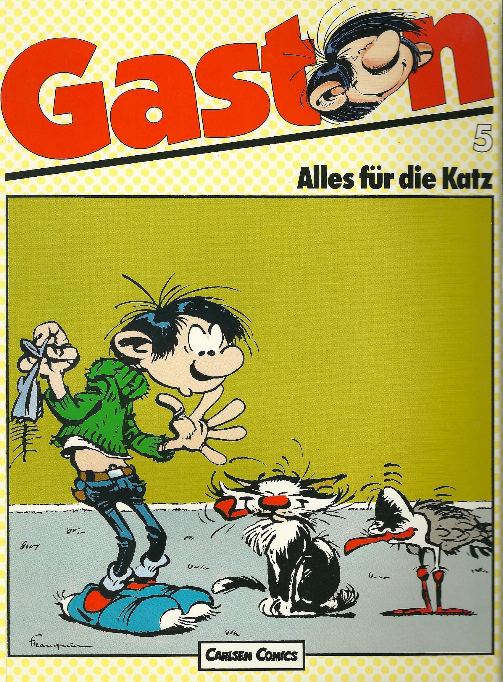 Alles für die Katz (Gaston)