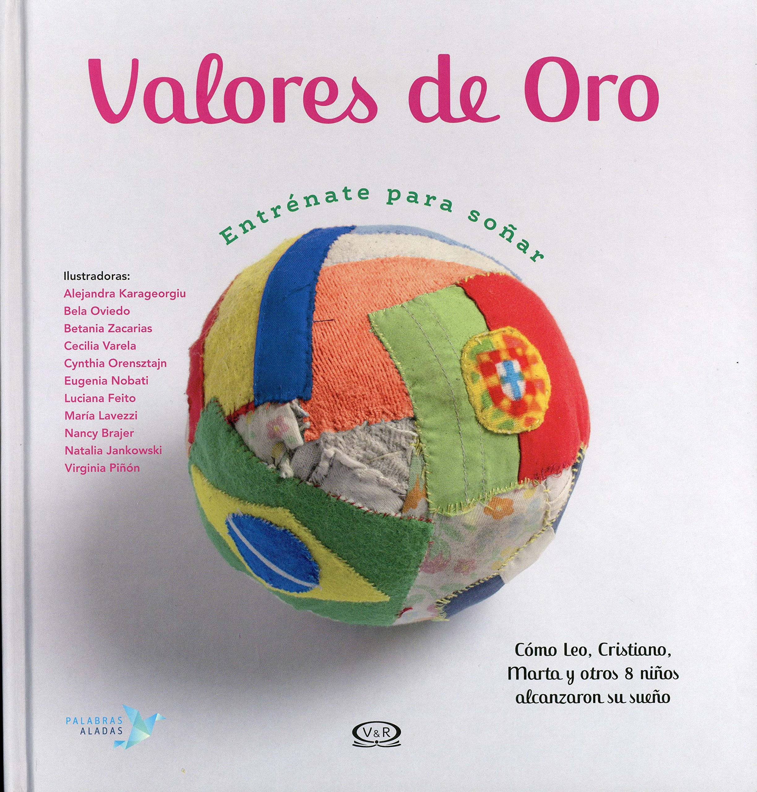 Valores de Oro (Spanish Edition)