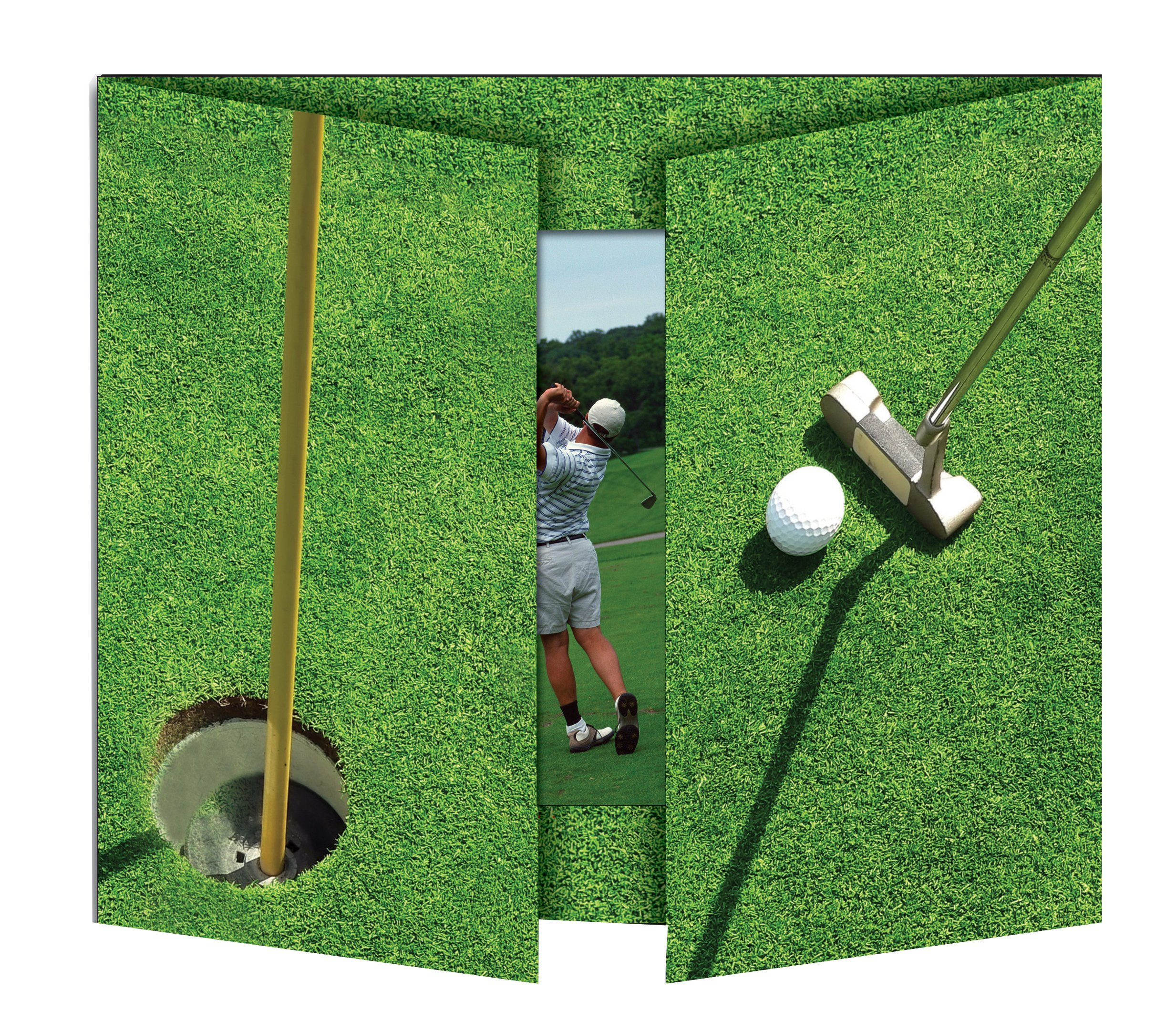 6x4 Golf Photo Folder - 100 Pack by Neil Enterprises