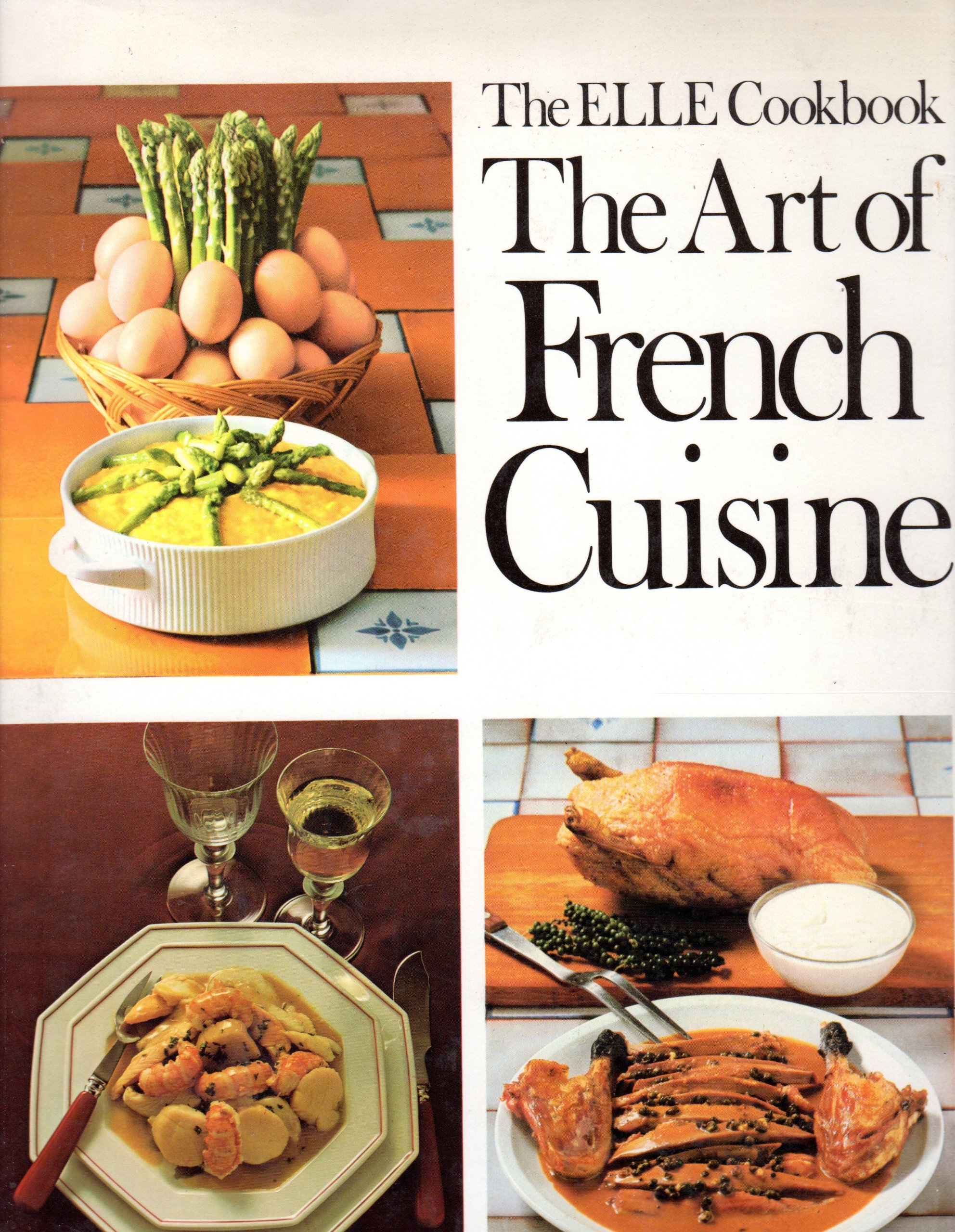 Pictures of French Cuisine Recipe Book