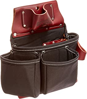 product image for Occidental Leather B8018DB OxyLights 3 Pouch Tool Bag - Black