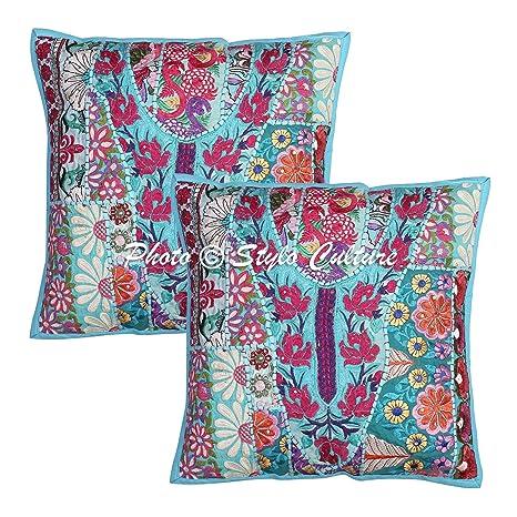 Stylo Culture Cojines Decorativos Indios Covers Cojín ...