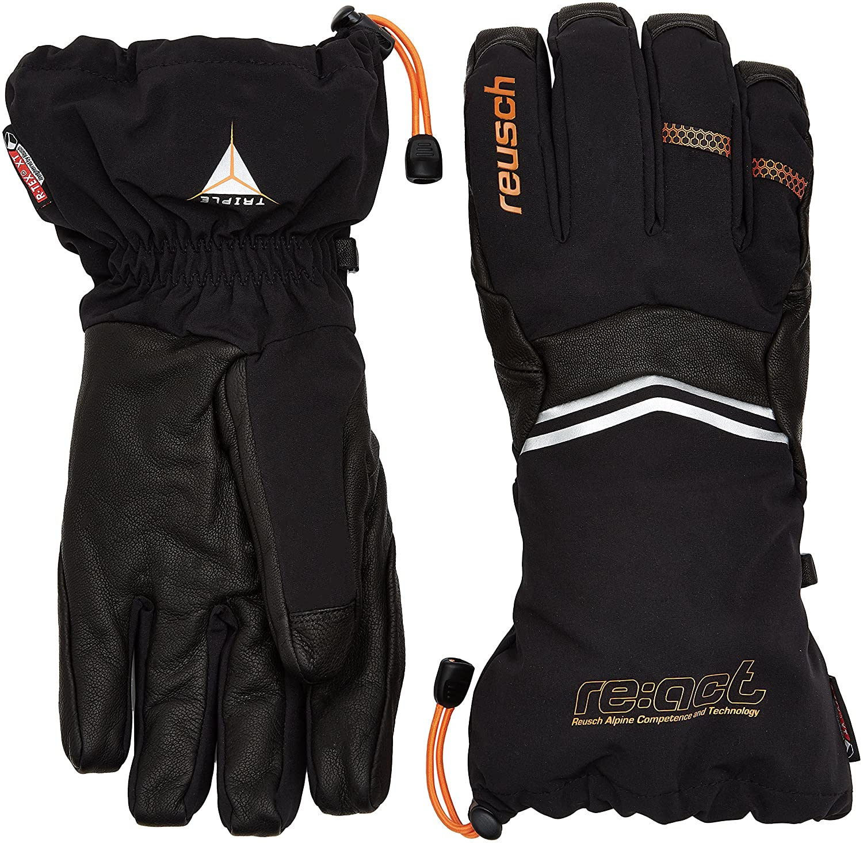 Reusch Herren Gasherbrum Triple System R-tex Xt Handschuhe
