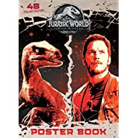 Jurassic World: Fallen Kingdom Poster Book (Jurassic World: Fallen Kingdom)