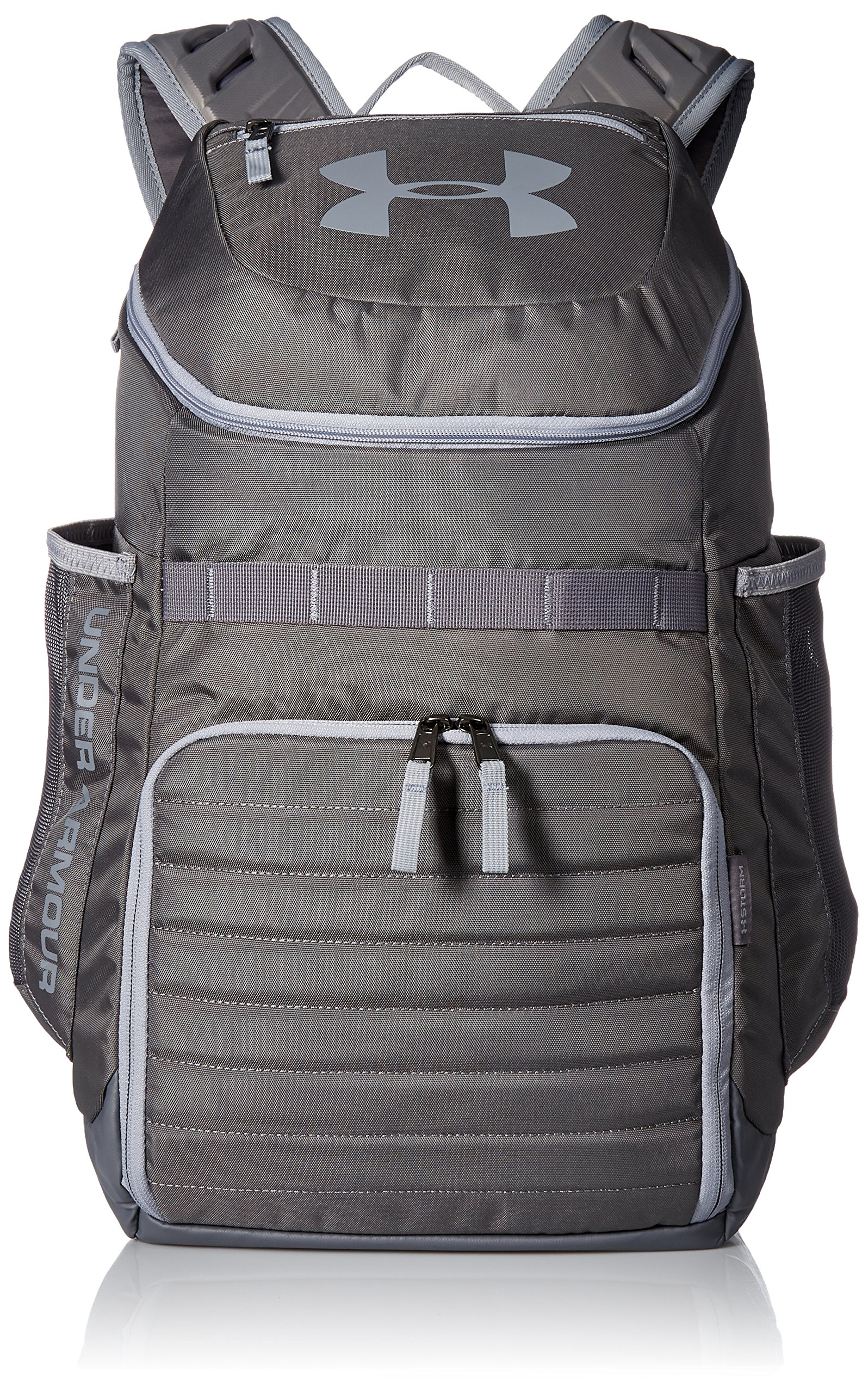 Under Armour Undeniable 3.0 Backpack,Graphite (040)/Steel, One Size