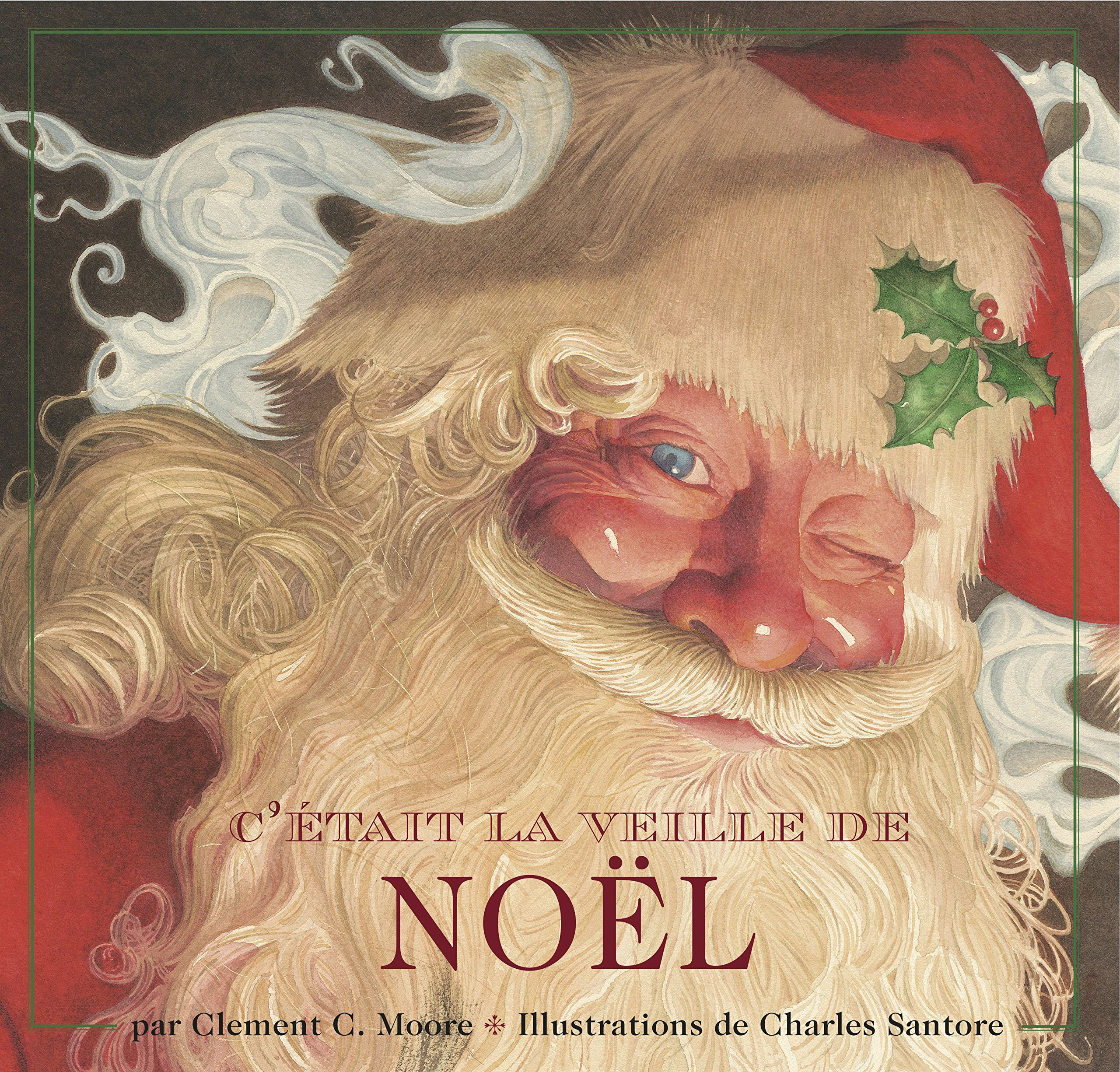Read Online C'Etait La Veille De Noel: French Edition PDF