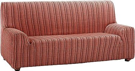 Oferta amazon: Martina Home Mejico - Funda de sofá elástica, Burdeos, 1 Plaza, 70 a 110 cm de ancho