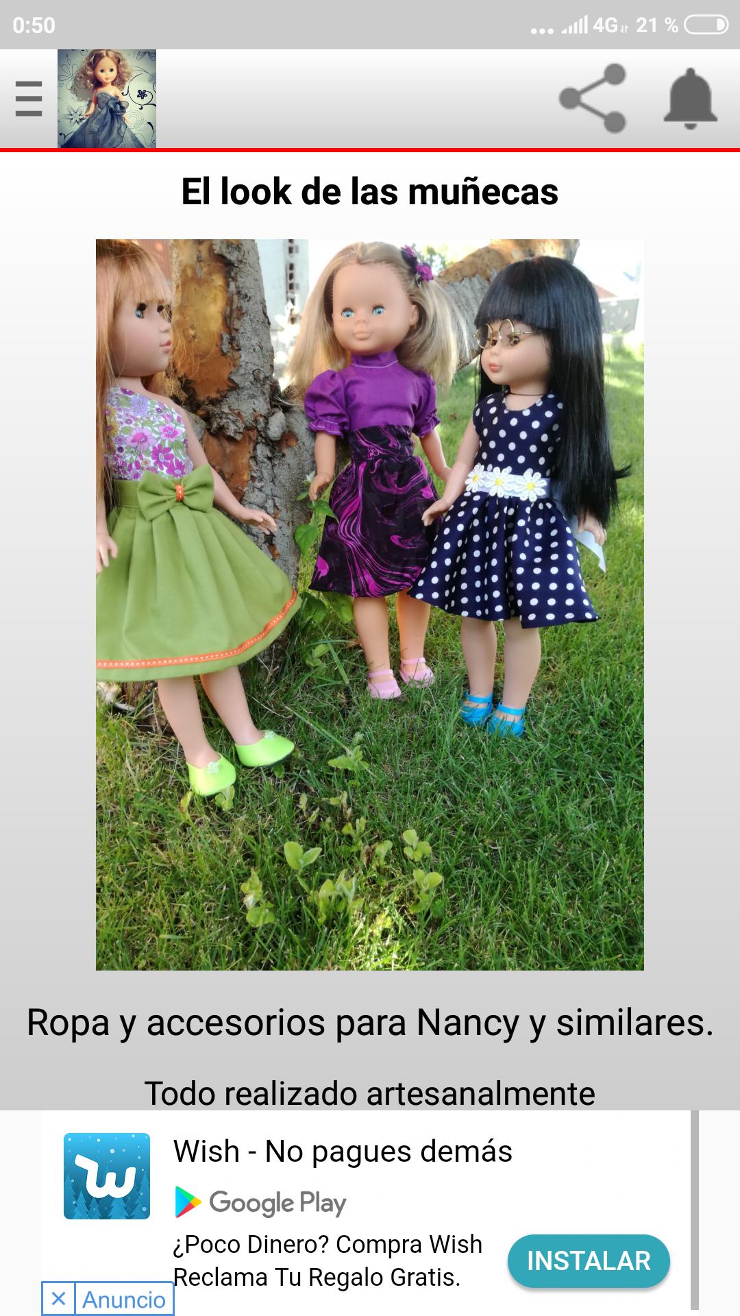 Amazon.com: El look de las muñecas: Appstore for Android