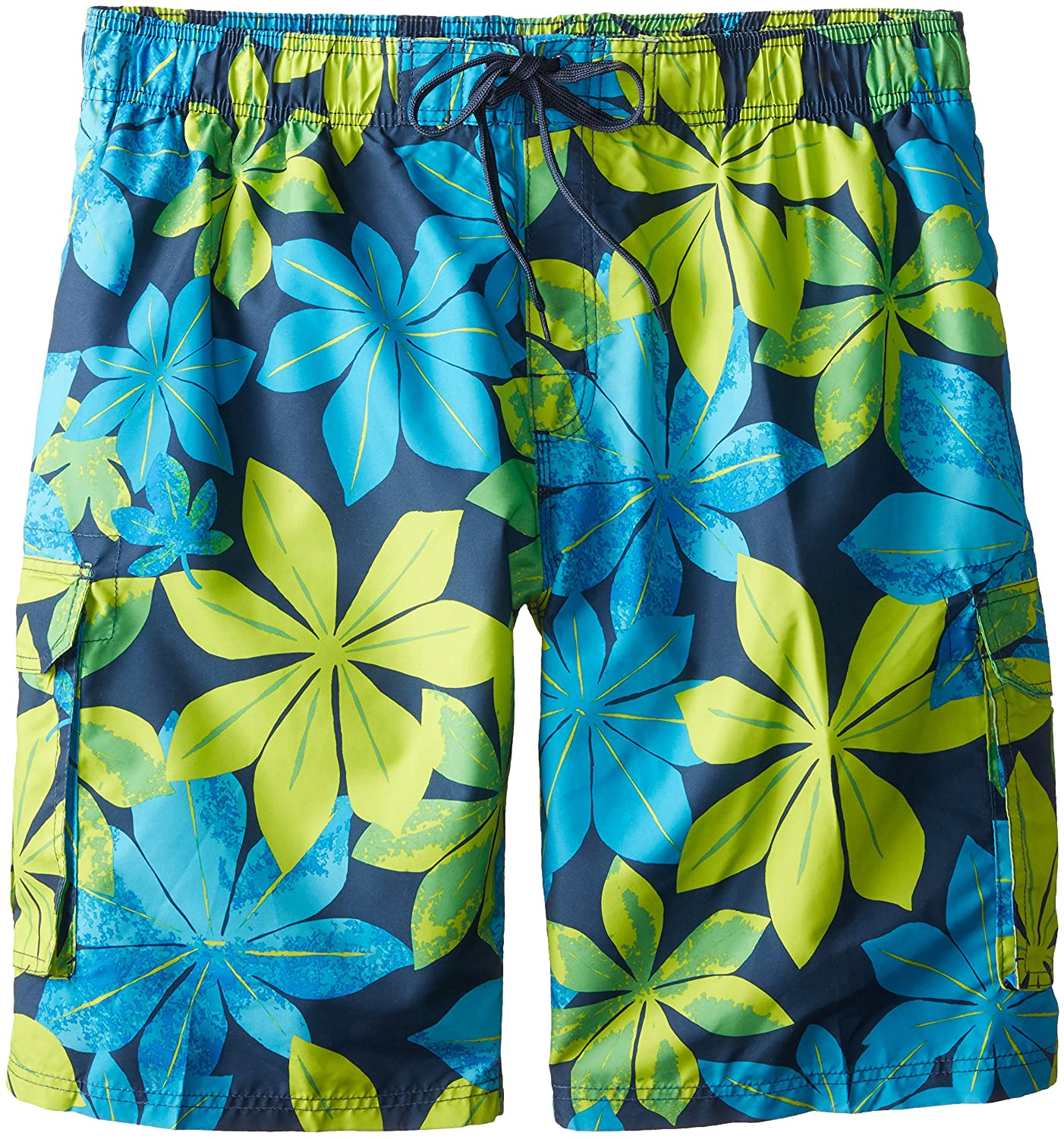 Kanu Surf Men's Big Pismo Extended-Size Swim Trunk Kanu Surf Men's Swimwear 2472X