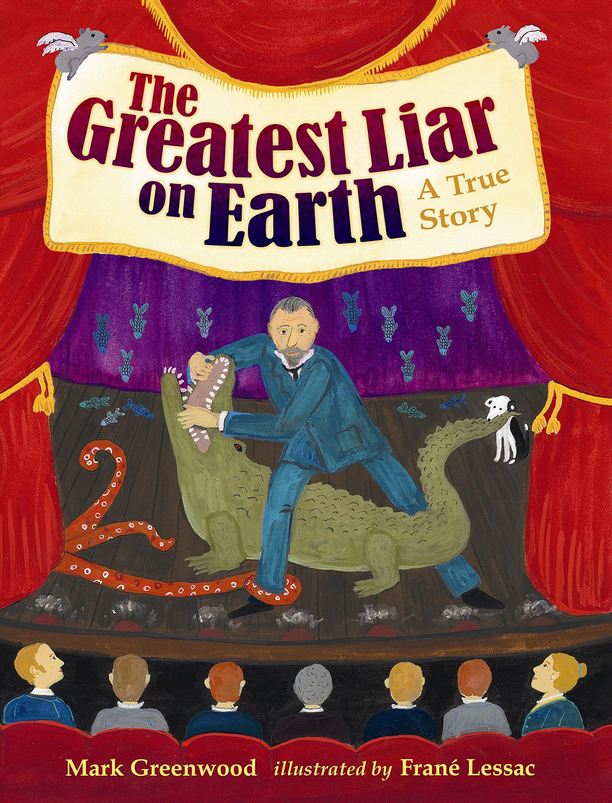 The Greatest Liar on Earth by Candlewick (Image #1)