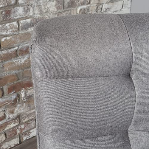 Christopher Knight Home Tamsin Arm Chair, Grey