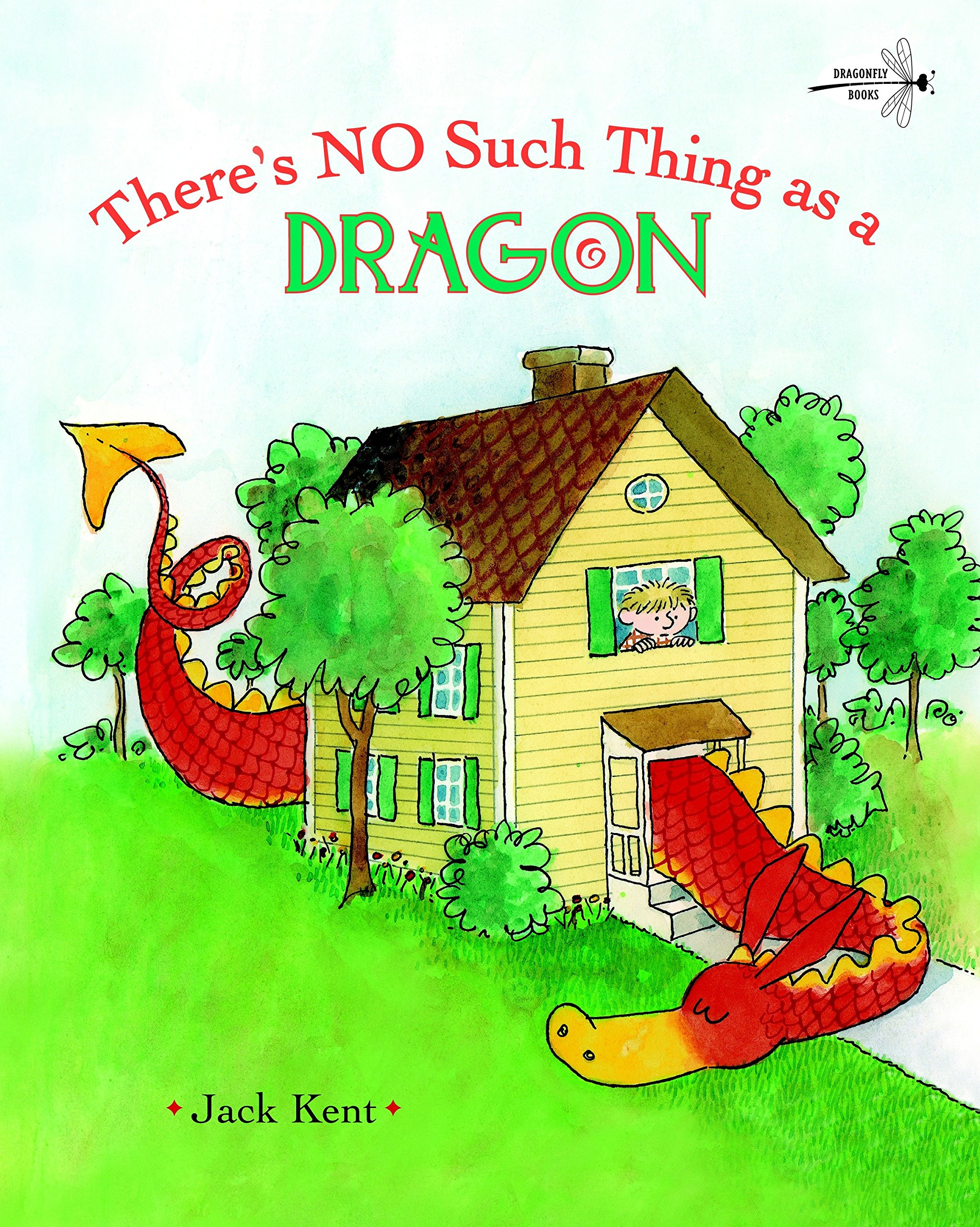 Theres No Such Thing Dragon product image