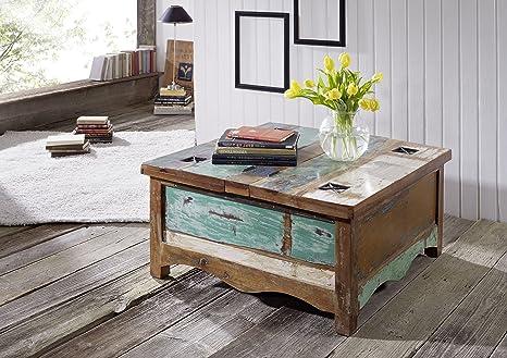 Legno massello massiccio mobili legno tavolino da salotto