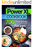 Power Pressure Cooker XL Cookbook: The Top 700 Quick and Easy Electric Pressure Cooker Recipes (Delicious & Healthy Meals)