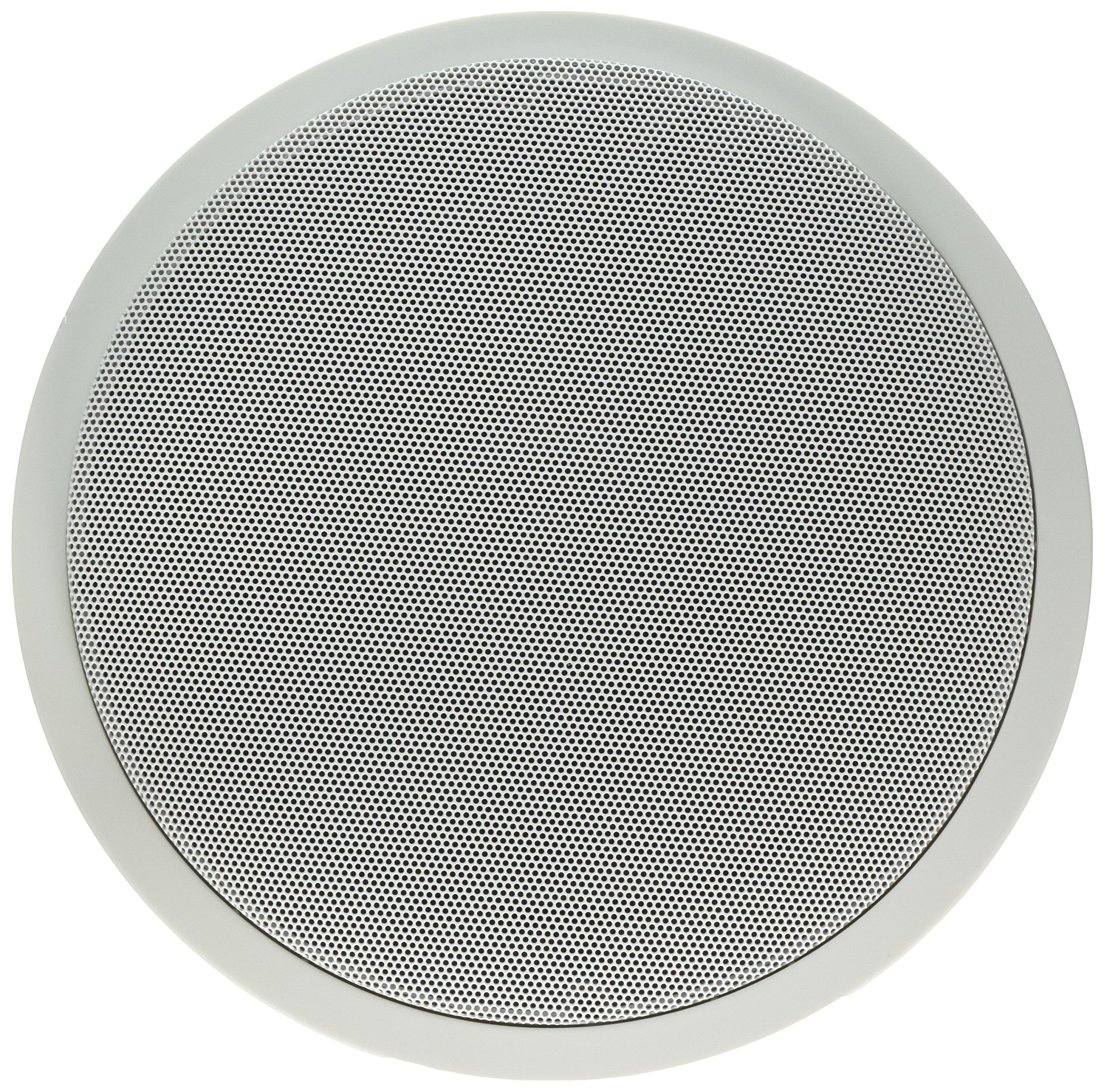Yamaha NSIW360C 2-Way In-Ceiling Speaker System, White (2 Speakers) by Yamaha Audio