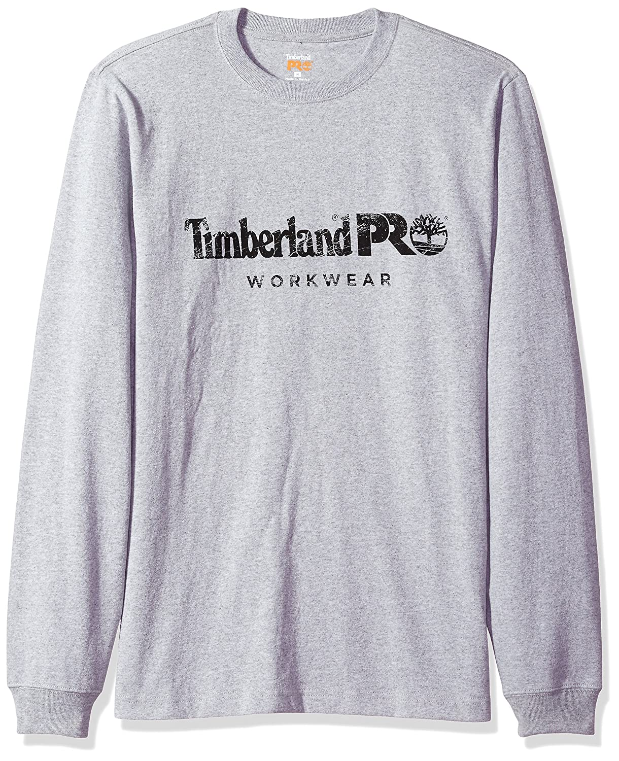 Timberland PRO Men's Cotton Core Long-Sleeve T-Shirt Timberland PRO Apparel TB0A1HEZ