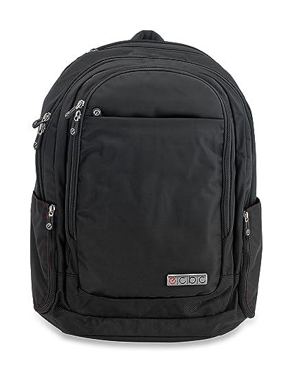 ECBC Javelin - Backpack Computer Bag - Black (B7102-10) Daypack for Laptops 6e95023f6c