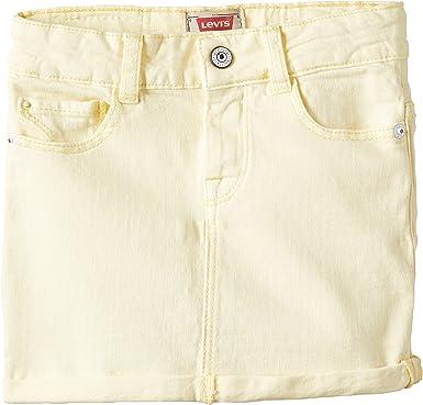 Levis kids LeviS Skirt Falda para Niñas: Amazon.es: Ropa y accesorios