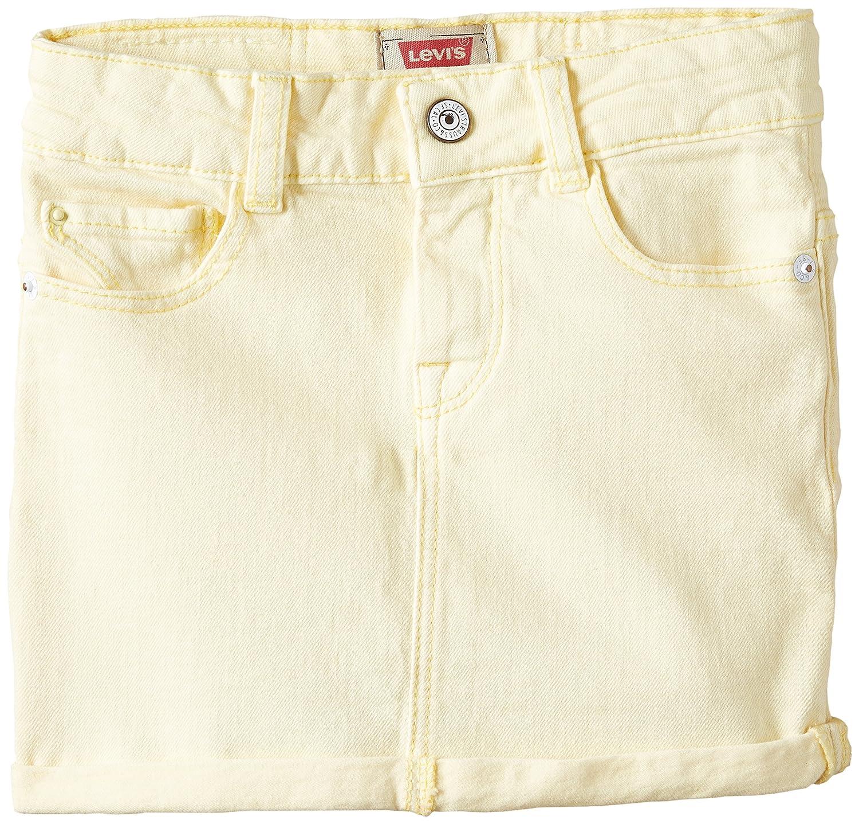 Levis kids LeviS Skirt Falda para Niñas: Amazon.es: Ropa y ...