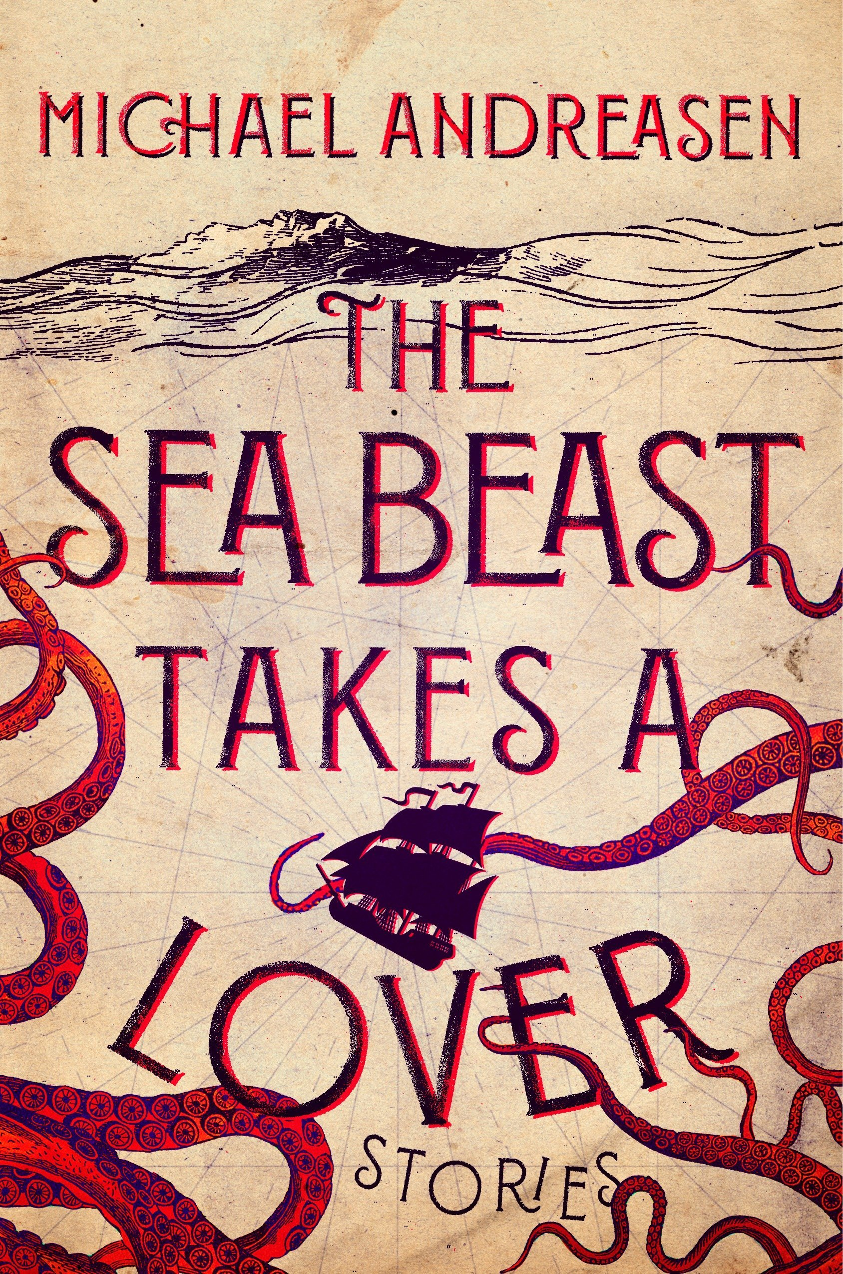 The Sea Beast Takes a Lover: Stories: Michael Andreasen ...