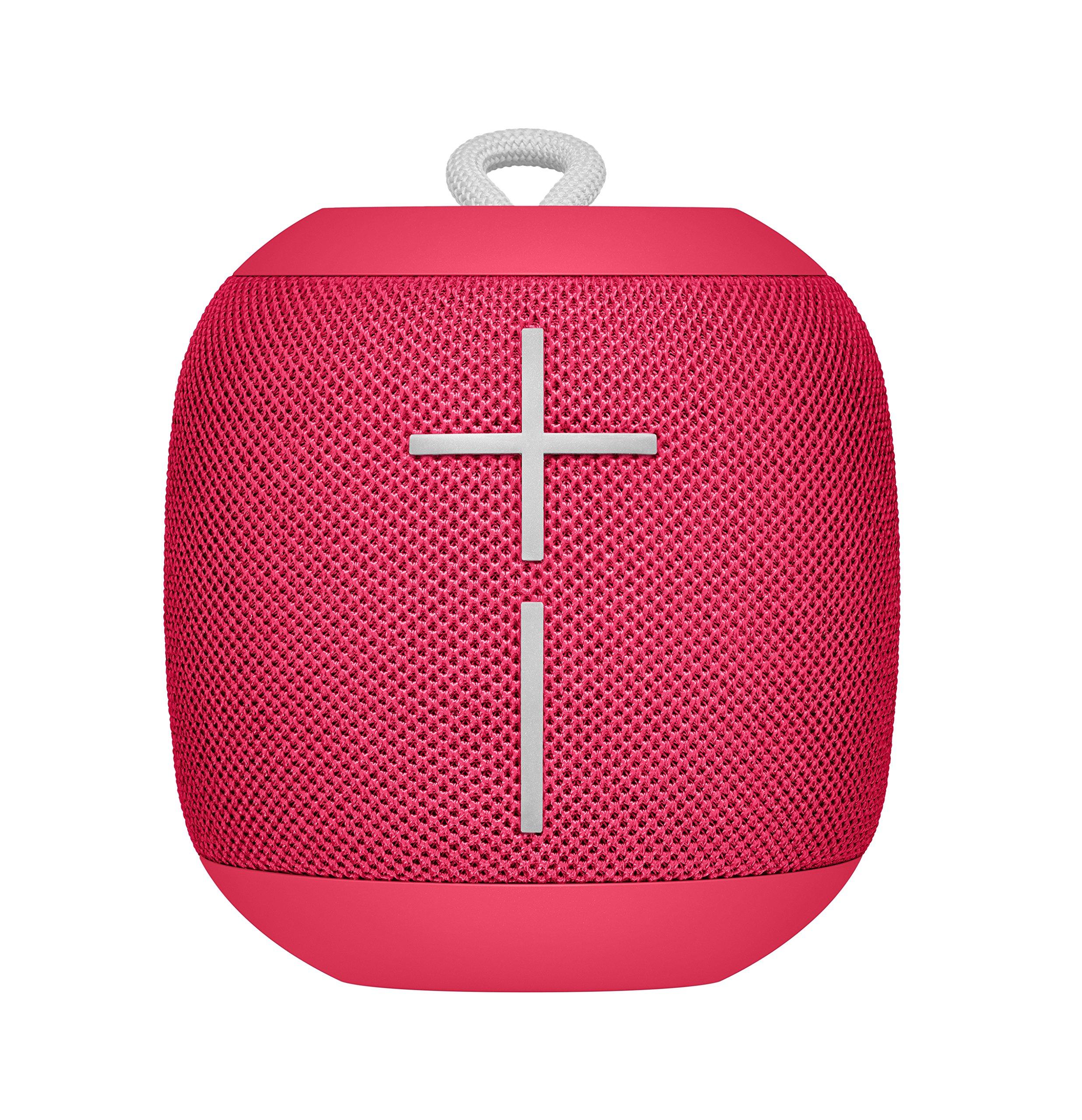 WONDERBOOM Waterproof Bluetooth Speaker - Raspberry