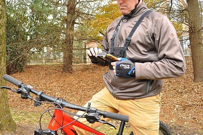 readyaction Deporte Smartphone/cámara Pecho arnés Barcos w/Libre Soporte para Bicicleta: Amazon.es: Electrónica