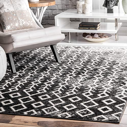 nuLOOM Traces Ethnic Area Rug
