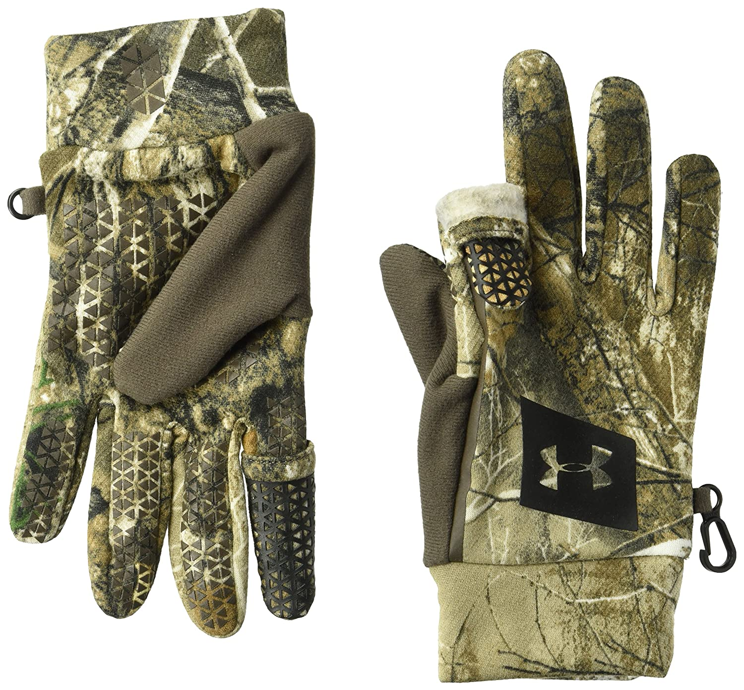 Under Armour Men's Early Fleece Gloves Under Armour Accessories 1318574