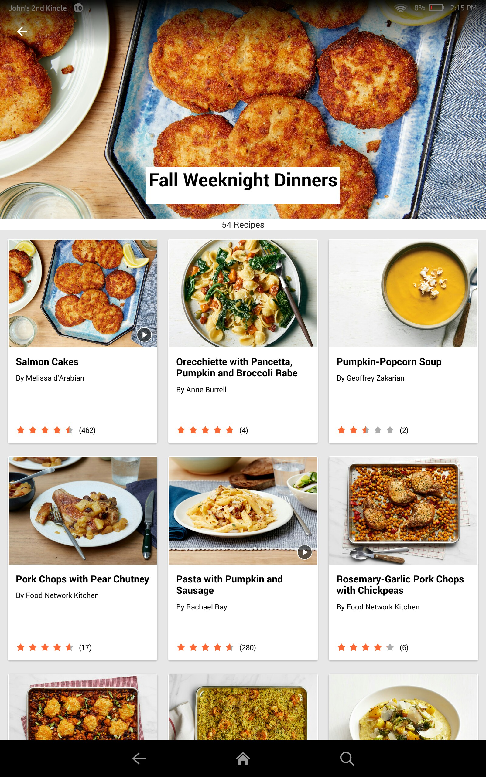 Amazon food network in the kitchen appstore for android 000 forumfinder Choice Image