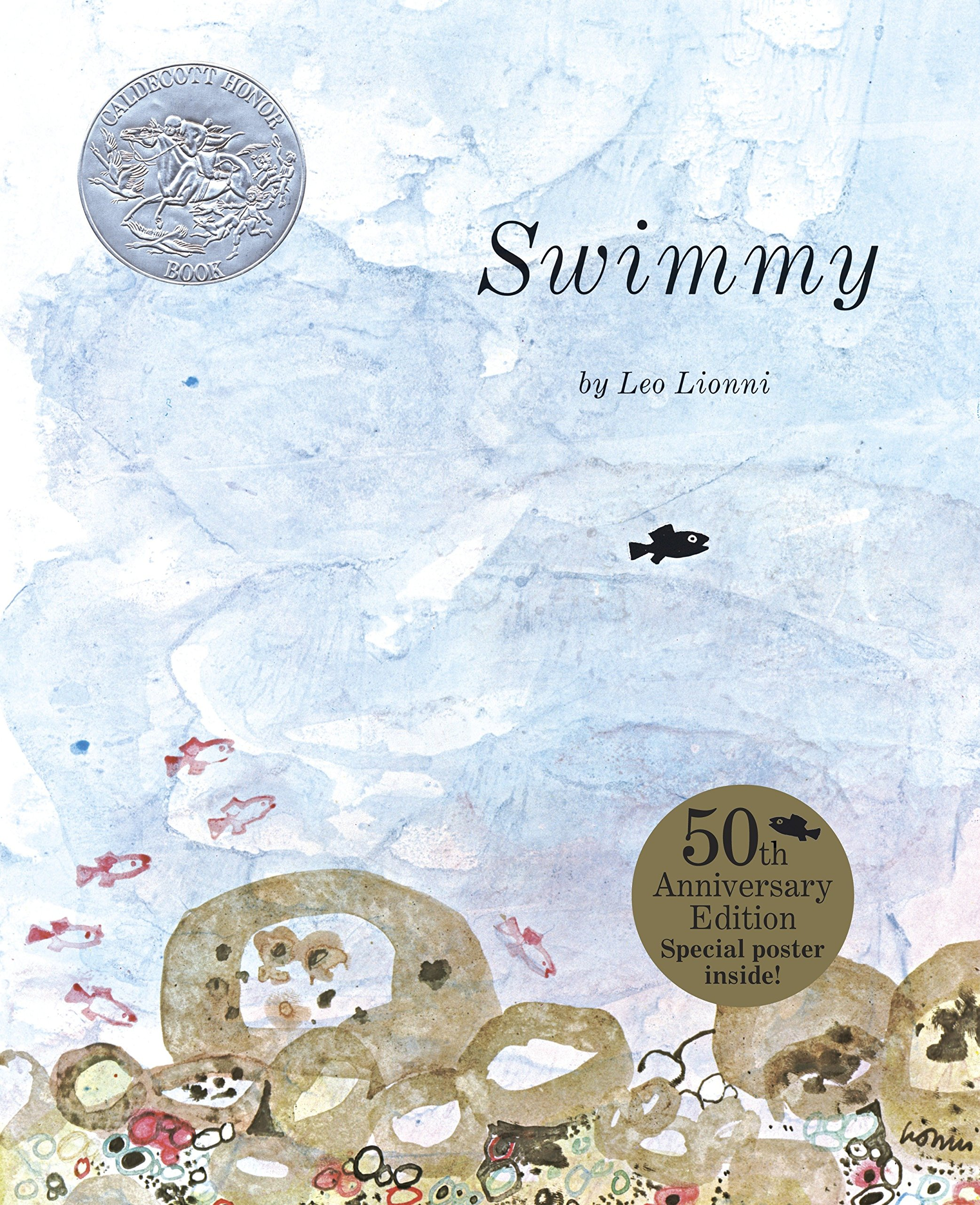 Swimmy 50th Anniversary Edition