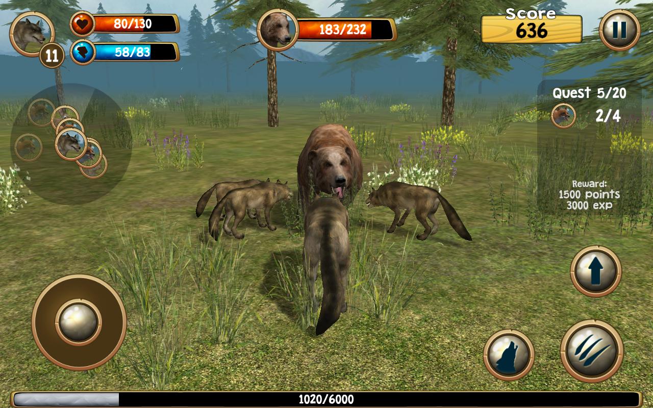 Скачать игру симулятор волка бесплатно на компьютер