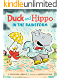 Duck and Hippo in the Rainstorm (Duck and Hippo Series Book 1)