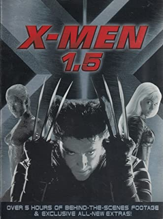 Amazon Com X Men 1 5 Patrick Stewart Hugh Jackman Ian