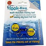 HOOK-EZE Fishing Hook, Swivel, Line, Safety Tying Device, Line Cutter & More