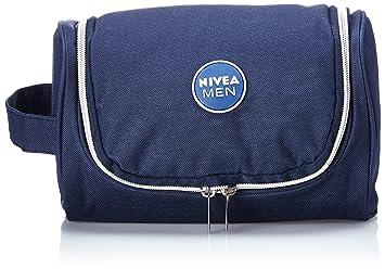 2f0e7fbd936 Amazon.com   Nivea Travel Hanging Toiletry Bag for Men, Navy   Beauty