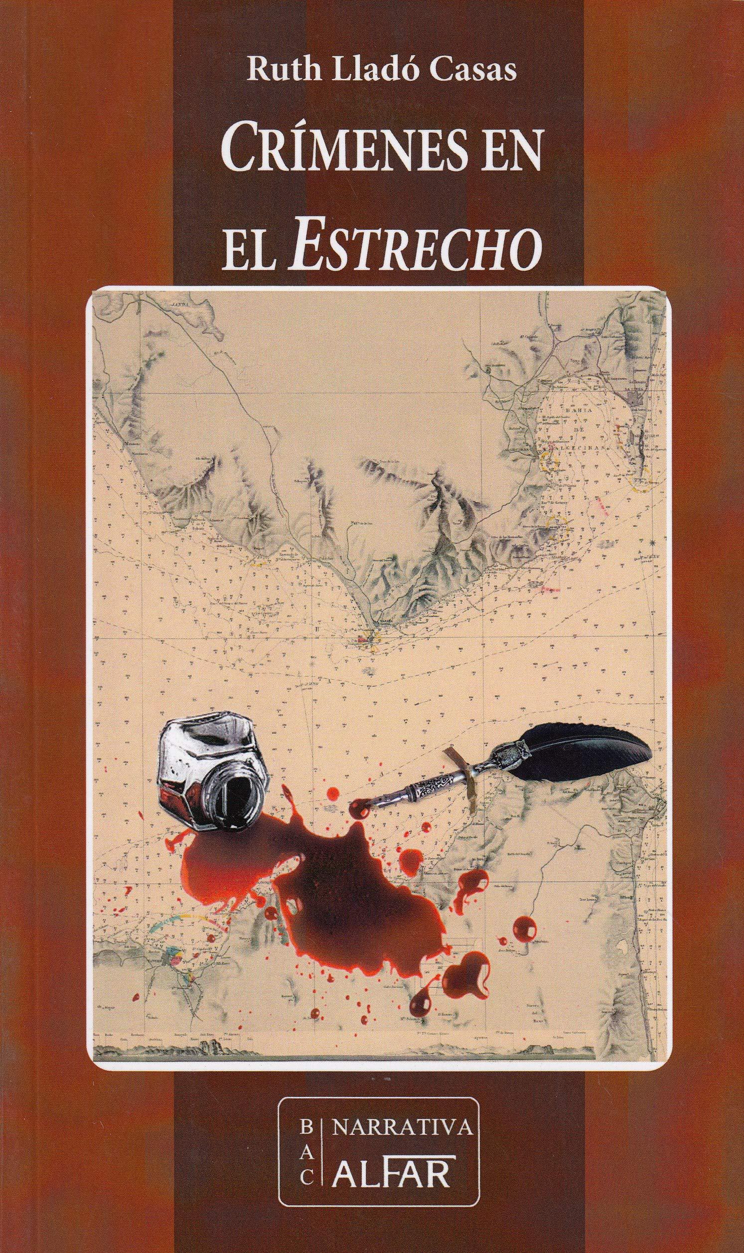 Crímenes en el Estrecho Biblioteca de Autores Contemporáneos: Amazon.es: Lladó Casas, Ruth: Libros