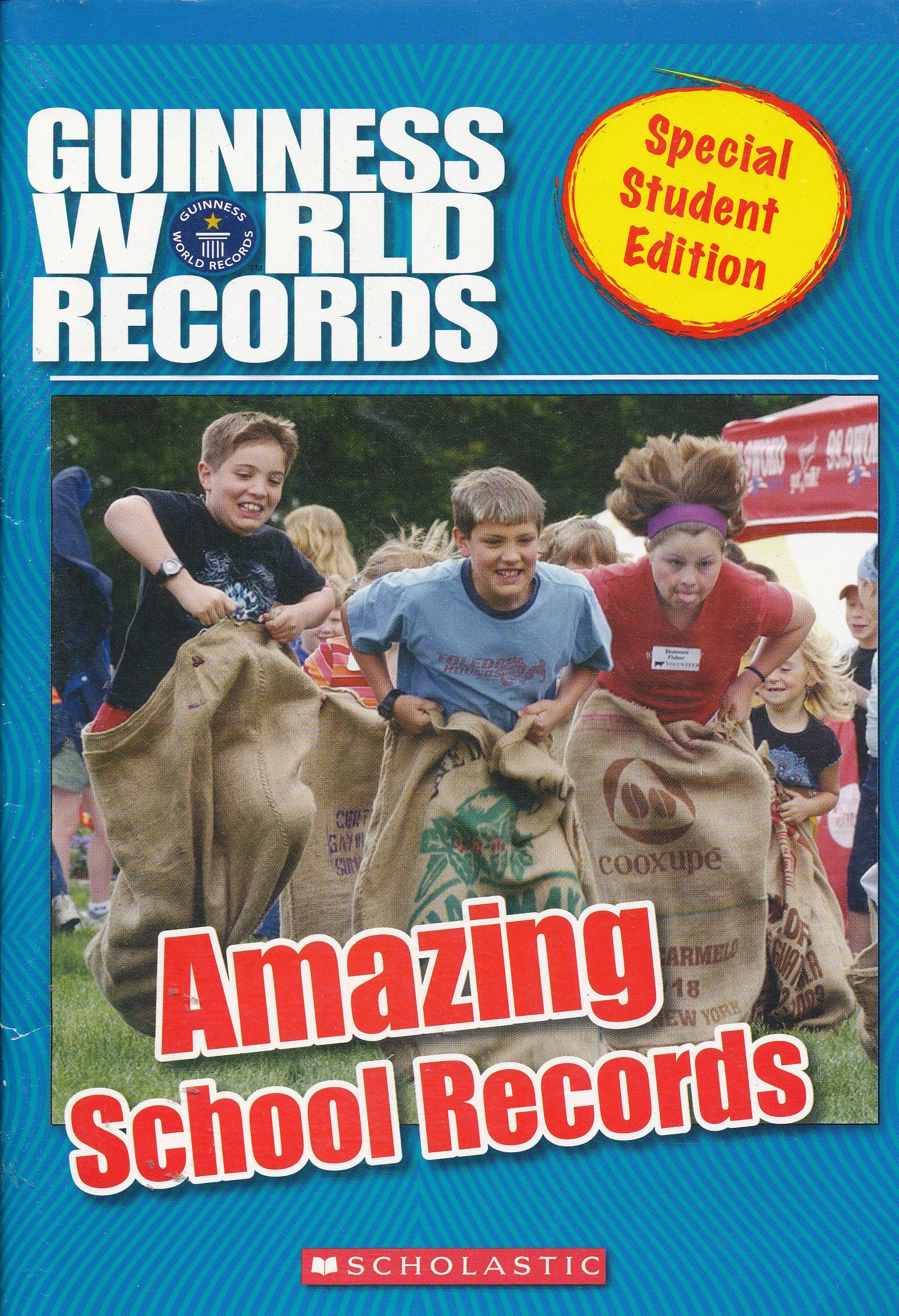 Amazing School Records (Guinness World Records) PDF