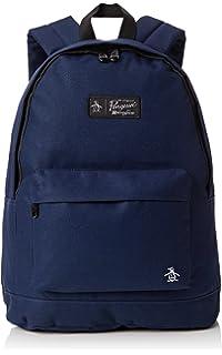 bd94cd187096 ORIGINAL PENGUIN Chatham Backpack Black 11138 Schoolbag ORIGINAL ...