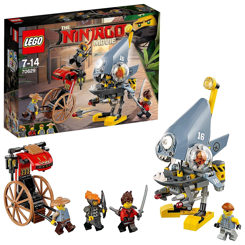 LEGO Ninjago - Ataque de la piraña (70629)