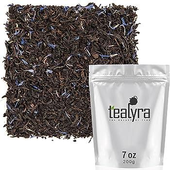 Tealyra Classic Black Loose Leaf Earl Grey Tea