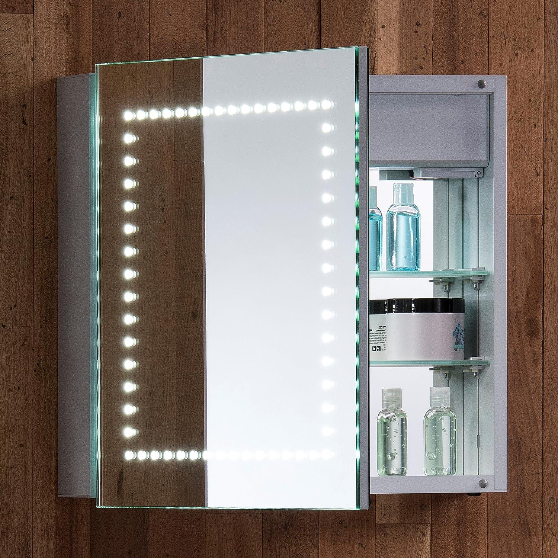A1s9zwn78wL._SL1500_ Erstaunlich Spiegelschrank Mit Licht Und Steckdose Dekorationen