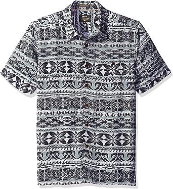 Quiksilver -Camisa Abotonada Hombre: Amazon.es: Ropa y accesorios