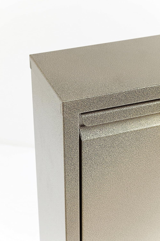 Blanco 103 x 50 x 14 cm Kare Design Zapatero a 3 Solapas Carusa