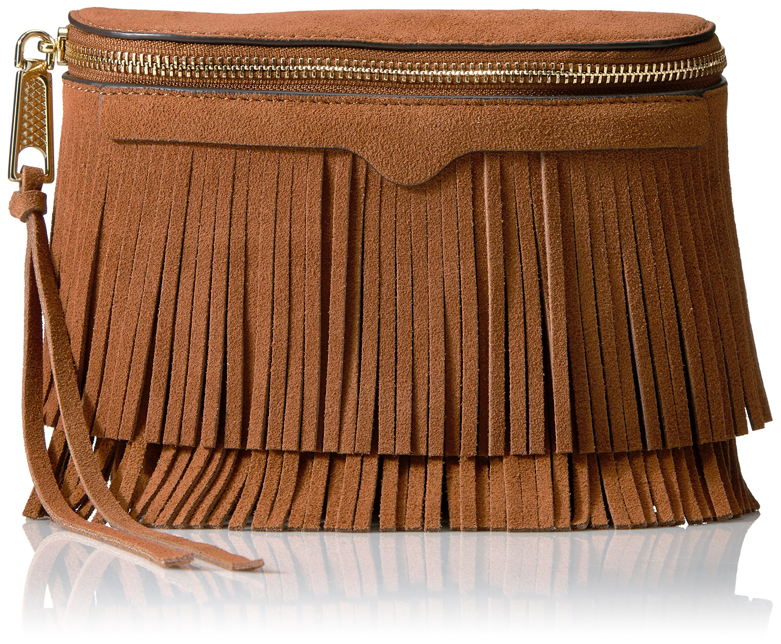 Rebecca Minkoff Women's Finn Belt Bag, Almond