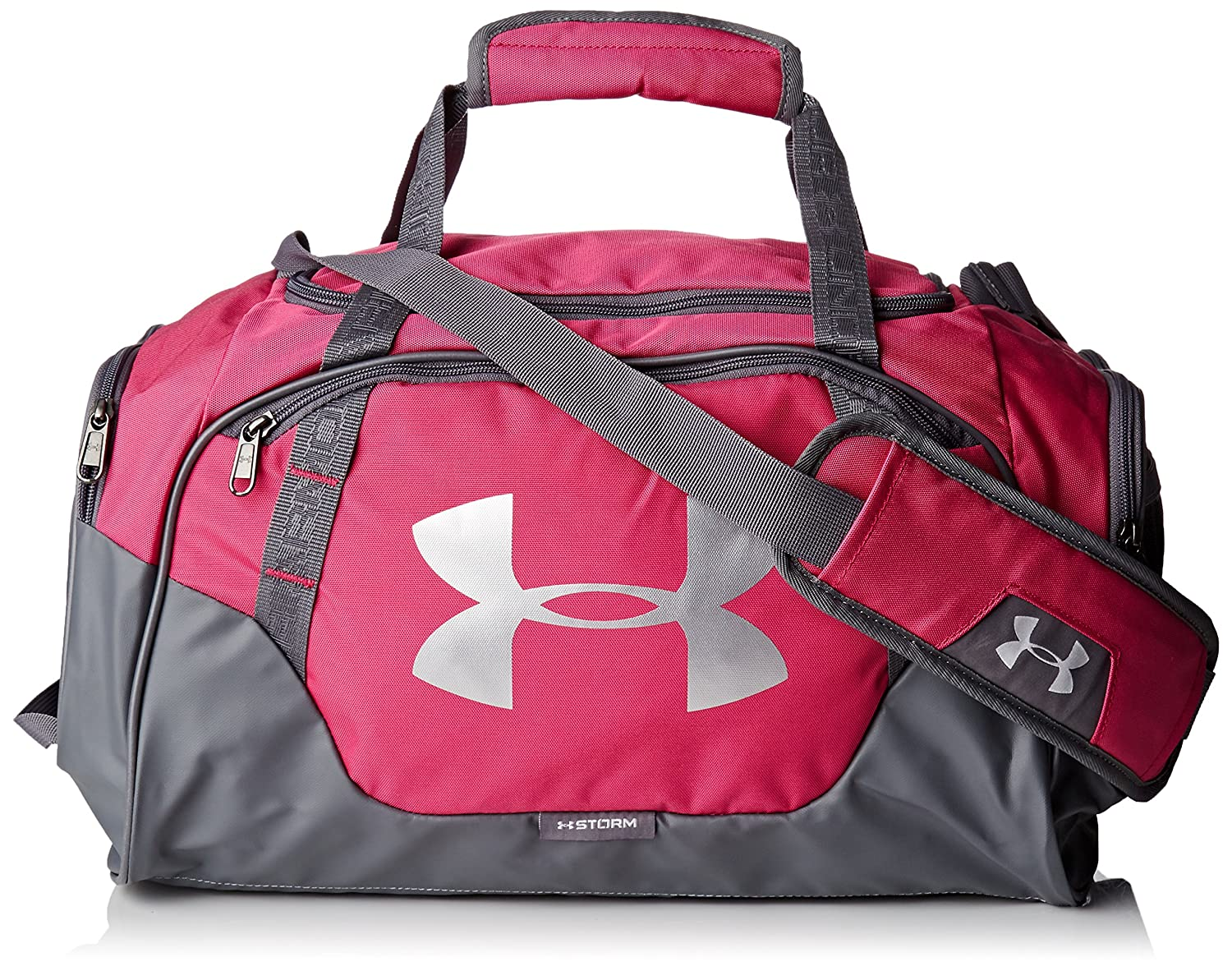 Under Armour UA Undeniable – Bolsa para viaje de 3.0, color rosa, tamaño 32 L (51x26x24 cm) 1261834
